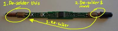 my soldering plan