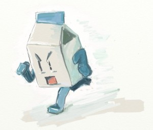 Milk Carton Boy