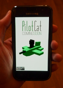 Pilot Cat Teaser on Android
