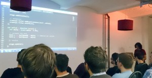 Talk at HTML5 Meetup